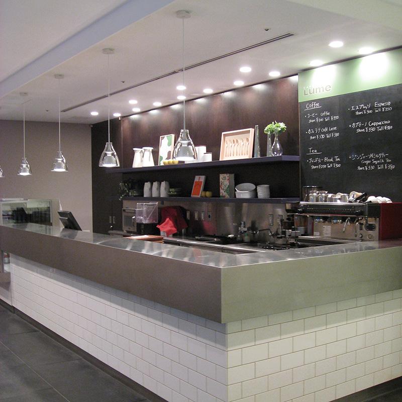 アークタワーズ,カフェ,LUME,design-index